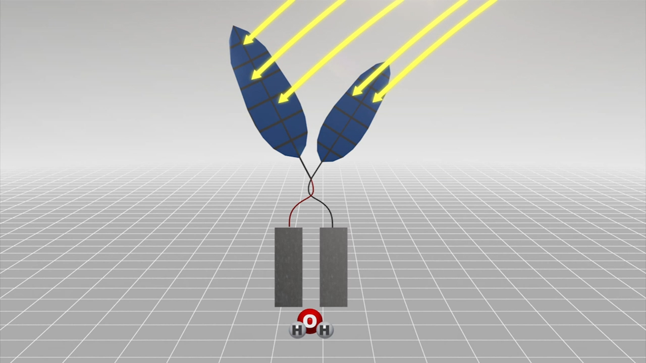 Video: Harvard's 'bionic leaf' produces fuel using sunlight and water (Crave Extra)