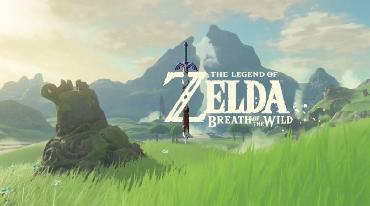 New Legend of Zelda trailer will take your breath away