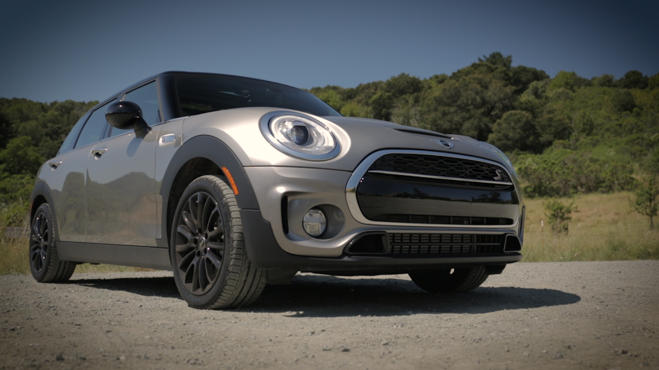 Video: New Mini Clubman charts a bigger (hopefully clearer) vision (CNET On Cars, Episode 92)