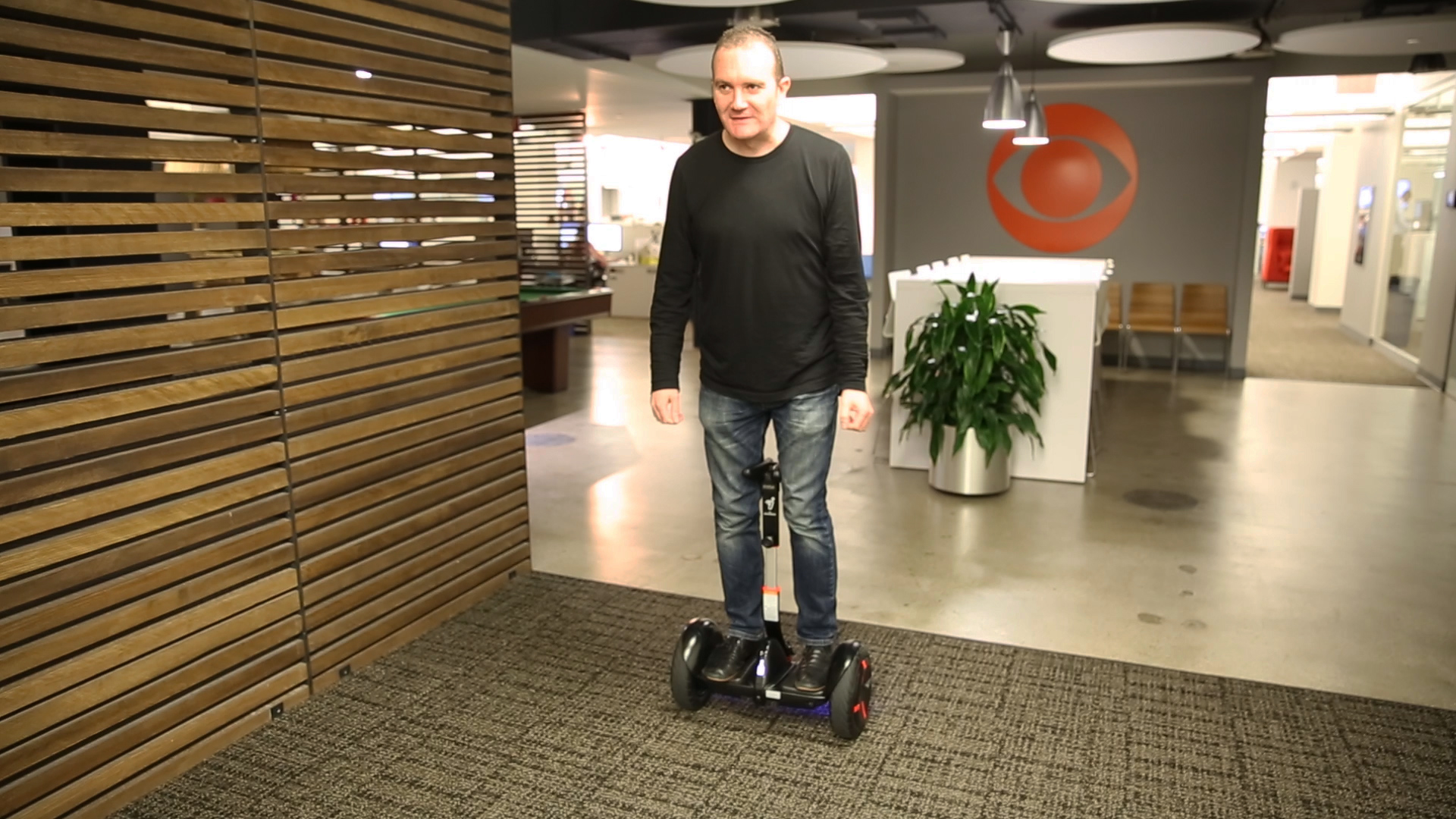 Segway's hoverboard competitor finally lands in USA