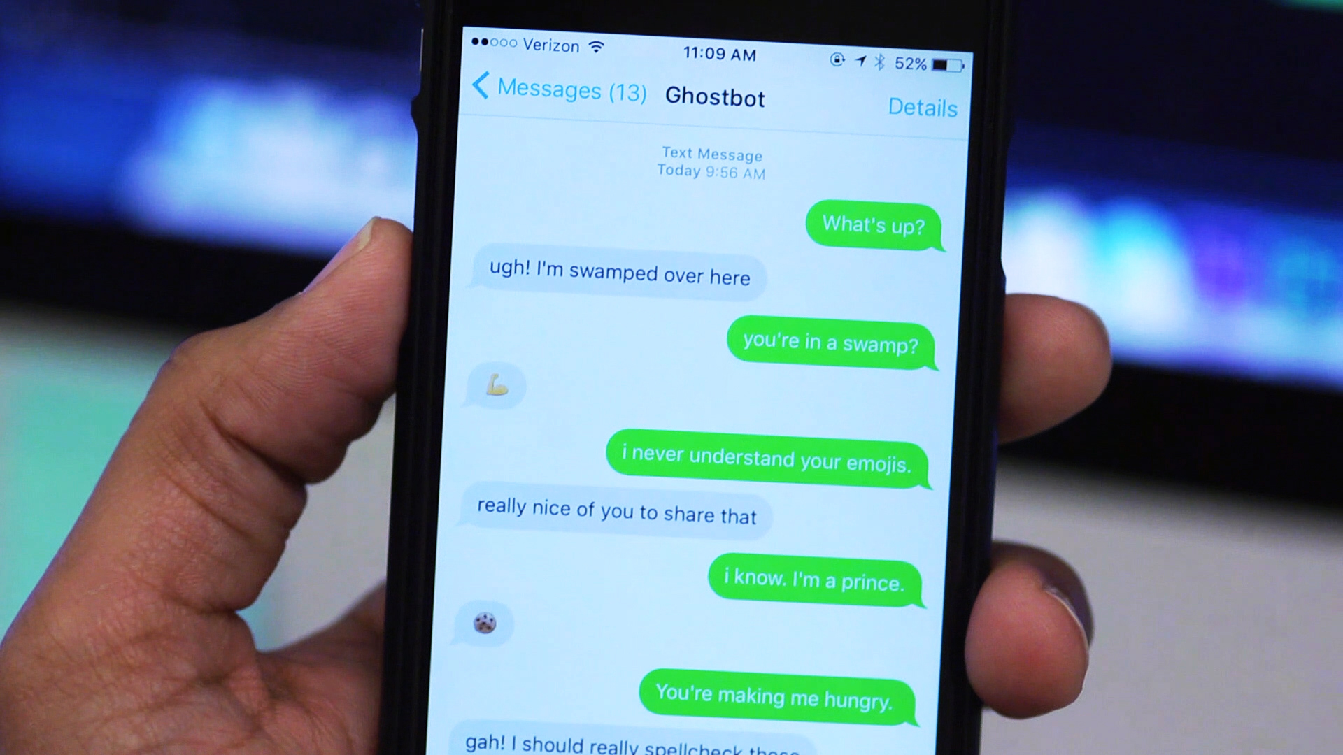 Video: This bot will help you ditch annoying texters