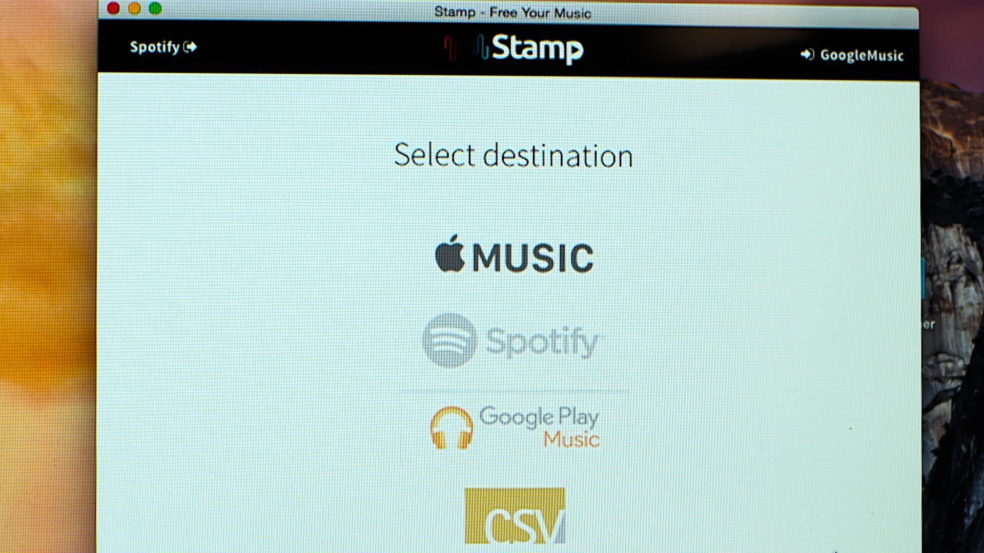 Video: Transfer songs between streaming services