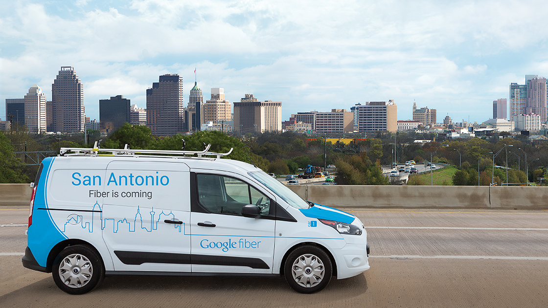 Video: Google Fiber expands with acquisition of Webpass