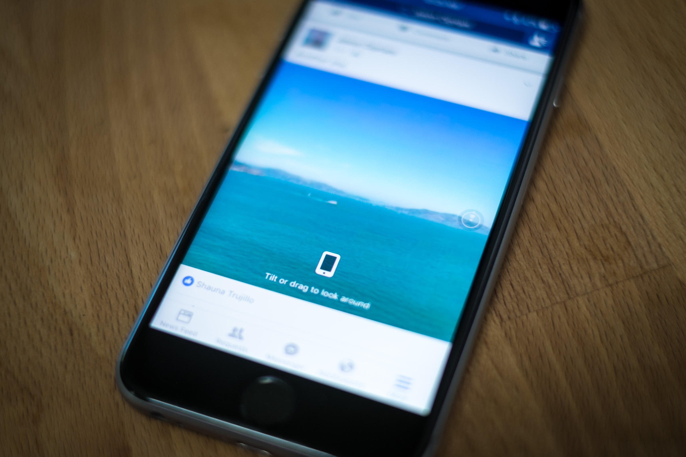 How to post 360-degree photos to Facebook