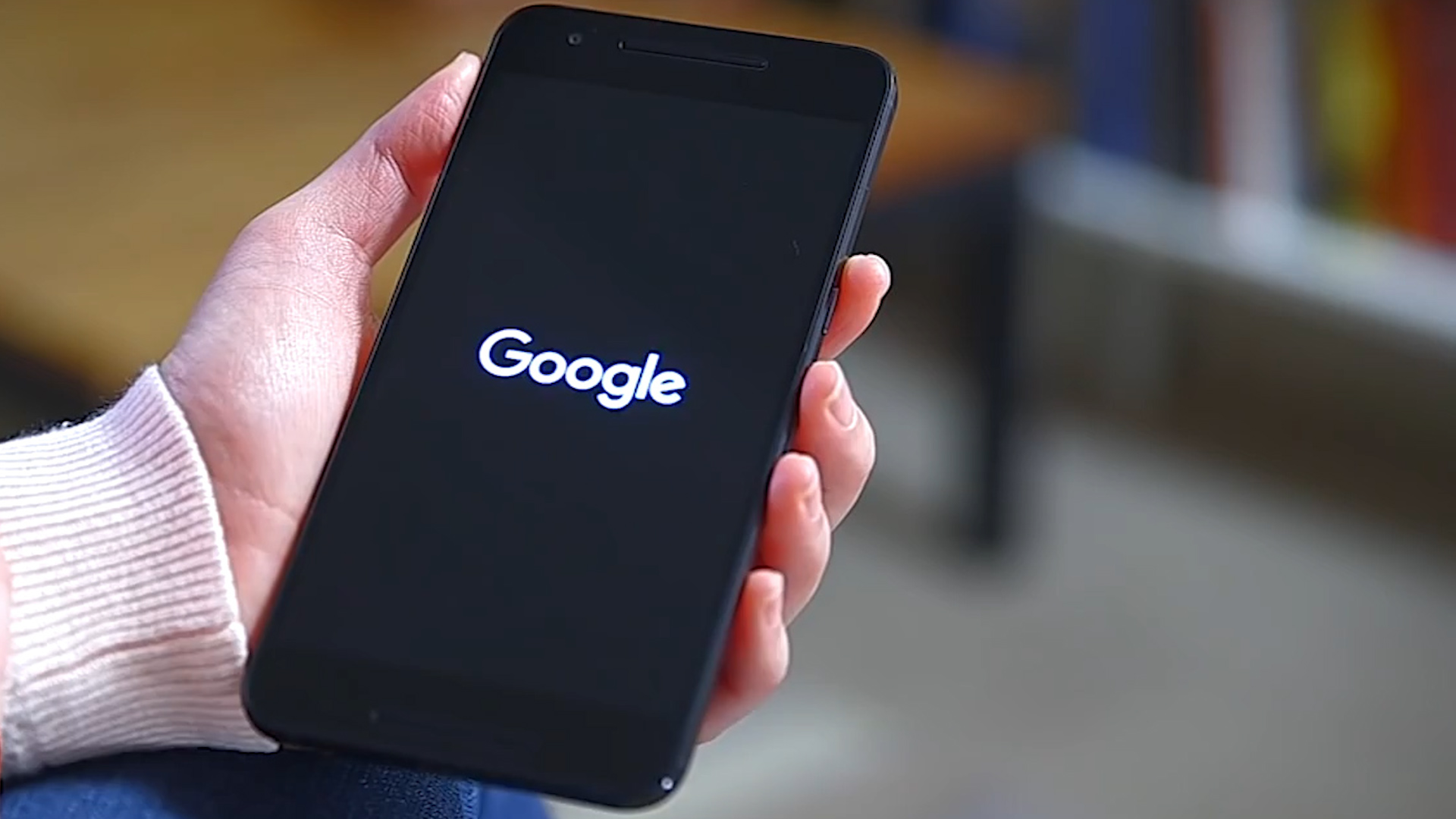 Video: Google to release its own phone, report says