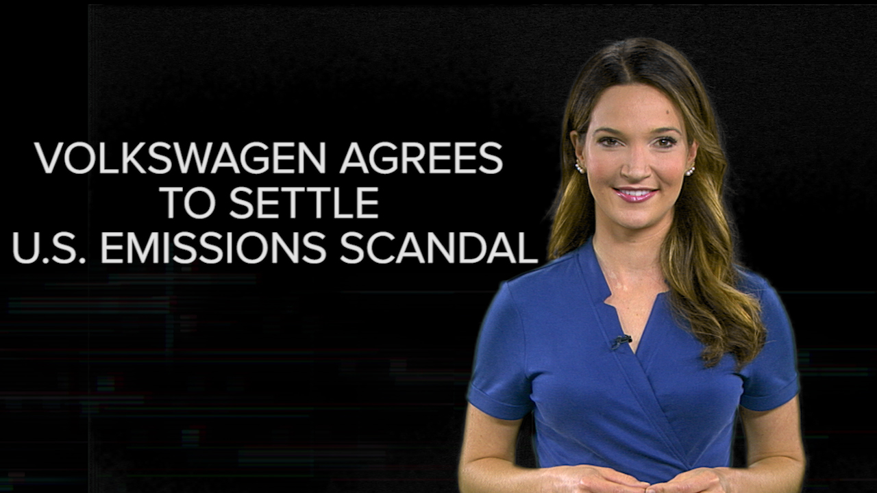 Video: Volkswagen to buy back its dirty cars