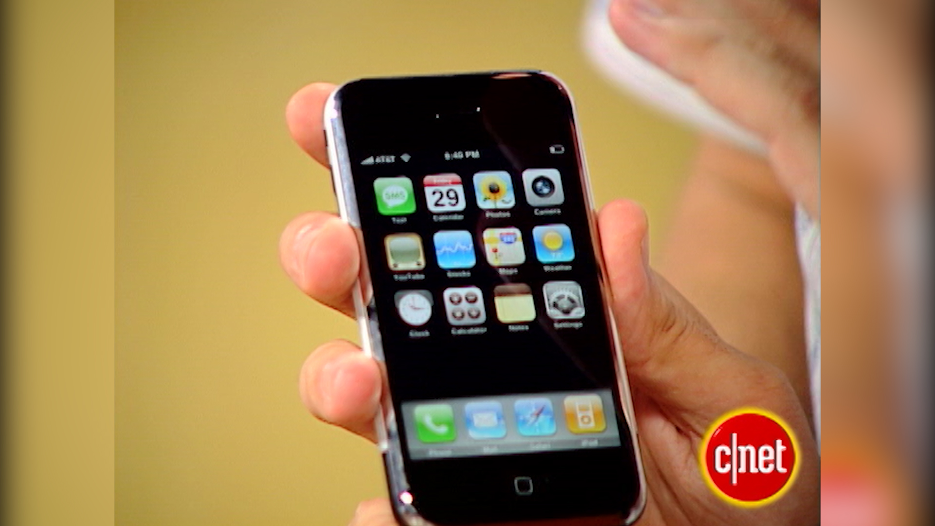 Video: Our first iPhone review: Nine years later