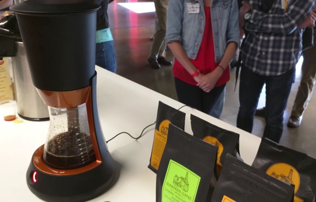 Video: Hands-on with FirstBuild Prisma Cold Brew Coffee Maker