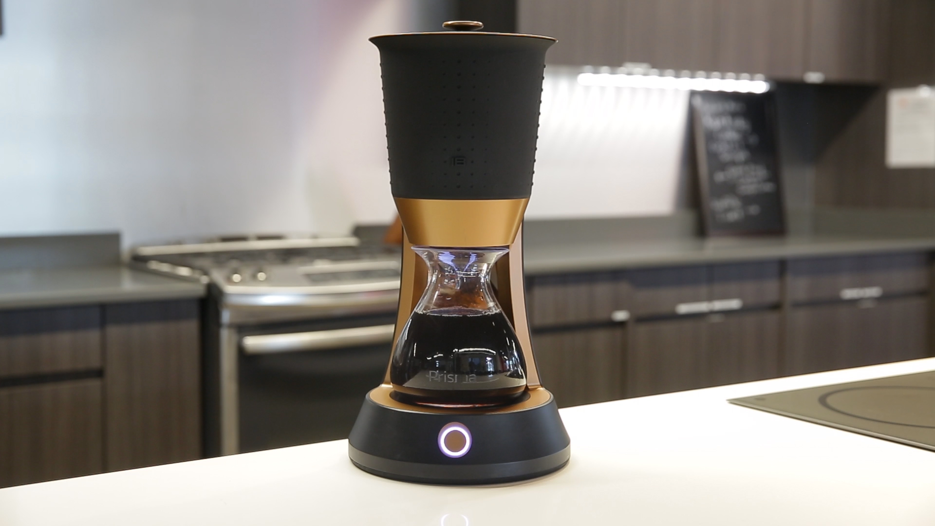 Video: First Build's Prisma makes cold brew coffee in just ten minutes