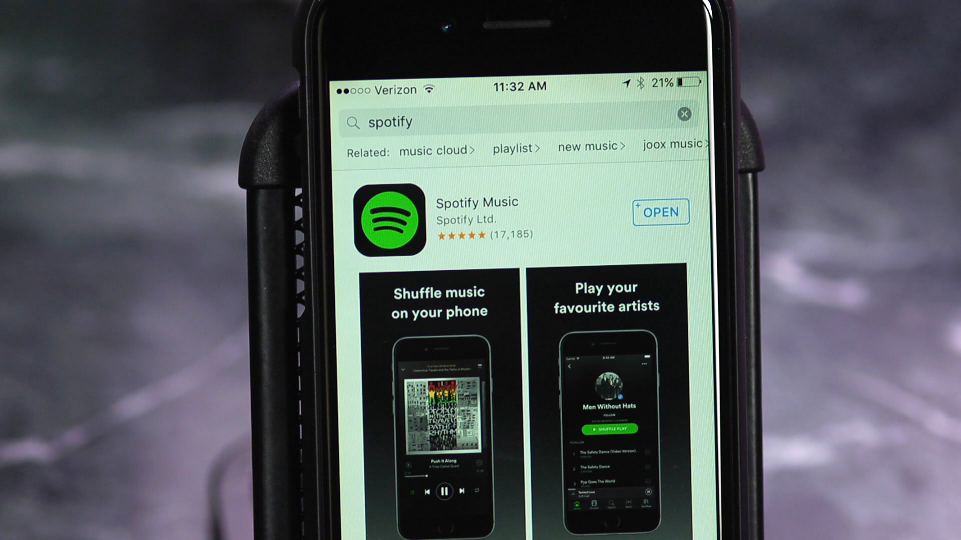 Video: Spotify and Apple in an App Store spat, says report