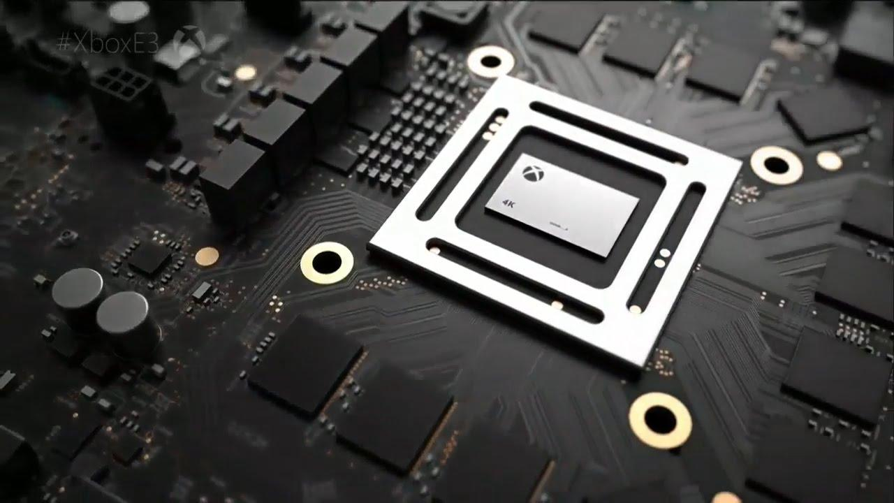 Microsoft will have an Xbox One trade-in program for Scorpio