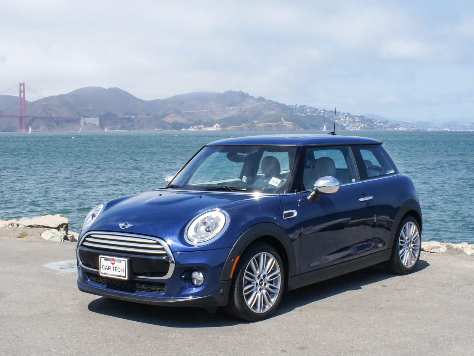 New Mini Cooper beefs up, powers up