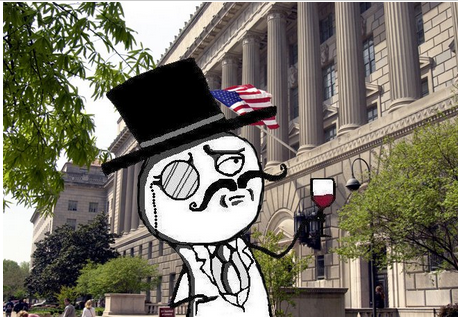 LulzSec defaced the Web site of a consulting firm that offers a reward for hacking the site and posted this image.