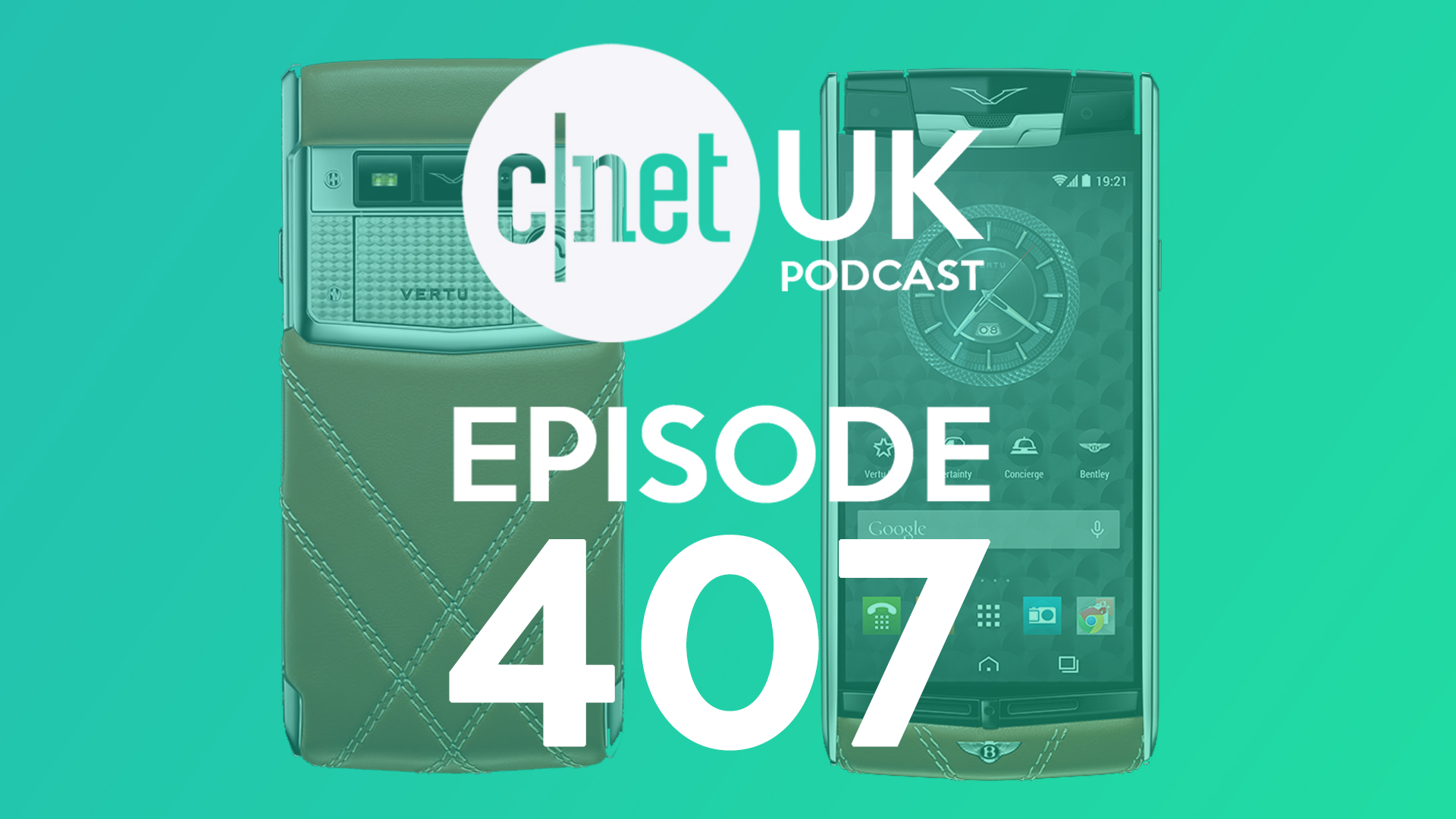 Video: Control your Bentley with a ten grand phone in CNET UK podcast 407