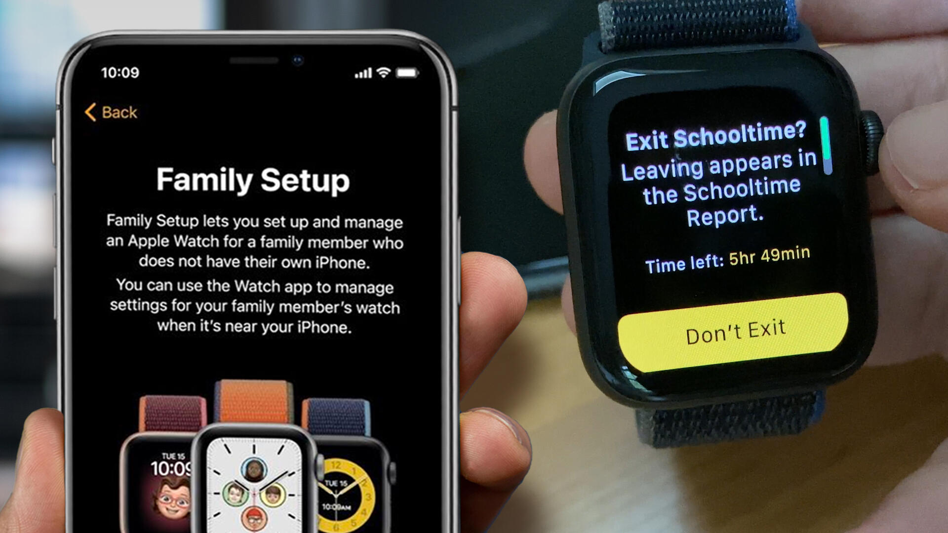 Video: How the Apple Watch can be your kid's phone with Family Setup