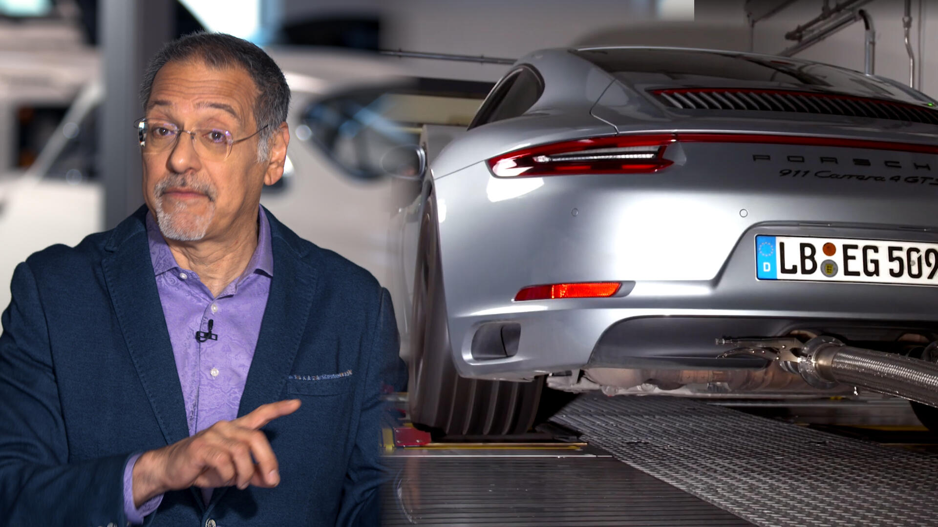Video: How Porsche E-fuel aims to make gas engine cars as clean as electric ones