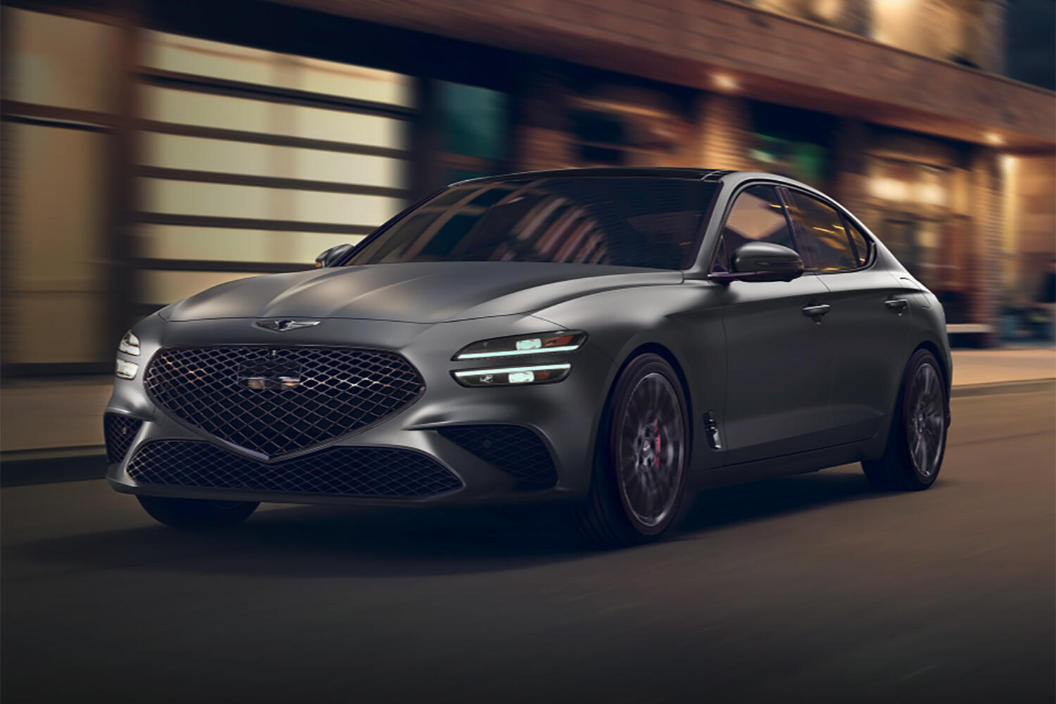 2022 Genesis G70 Launch Edition