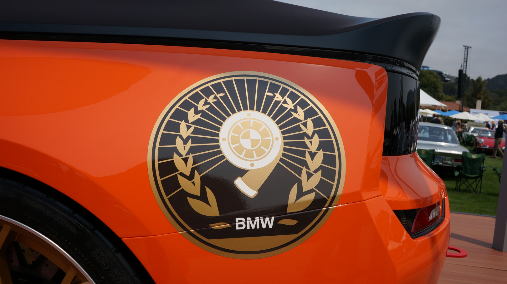 """BMW 2002 Hommage Concept """"Turbomeister"""""""