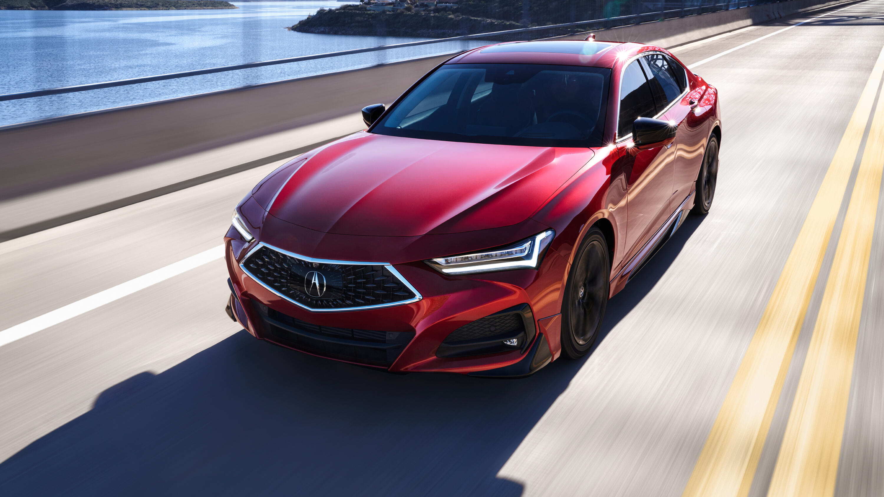 Video: 2021 Acura TLX: The Type S returns with turbo power