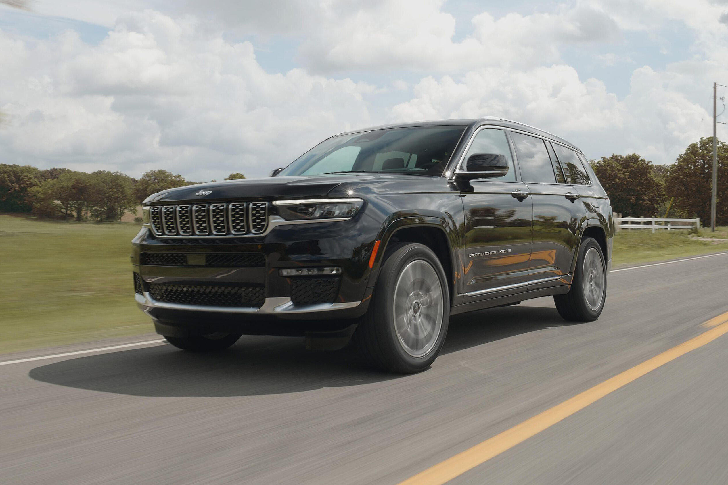 2021 Jeep Grand Cherokee L first drive review: What the L?     - Roadshow