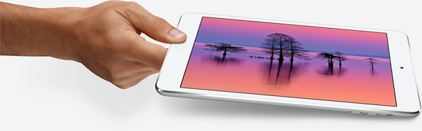 Are the iPad Mini Retina's 'muted' colors a big problem or just something that professionals may notice?