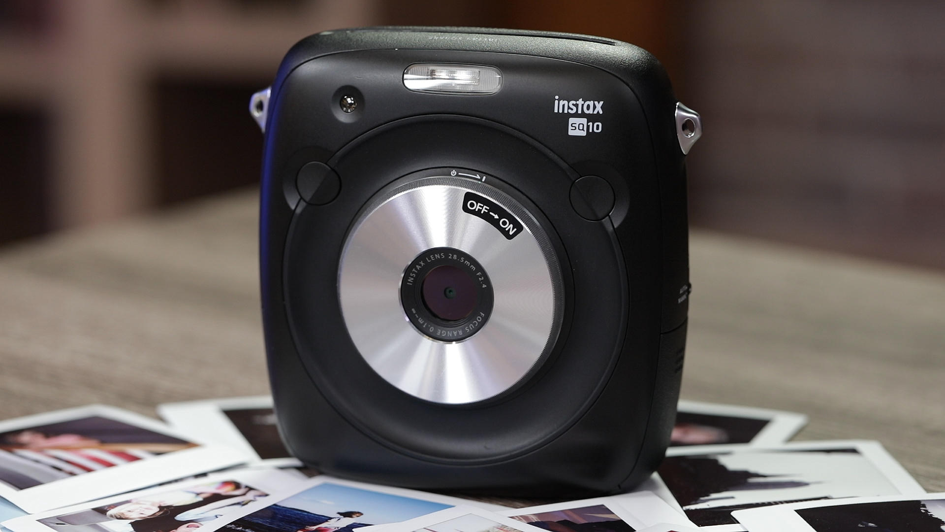 Video: Fujifilm's Instax Square is an analog experience with the safety of digital
