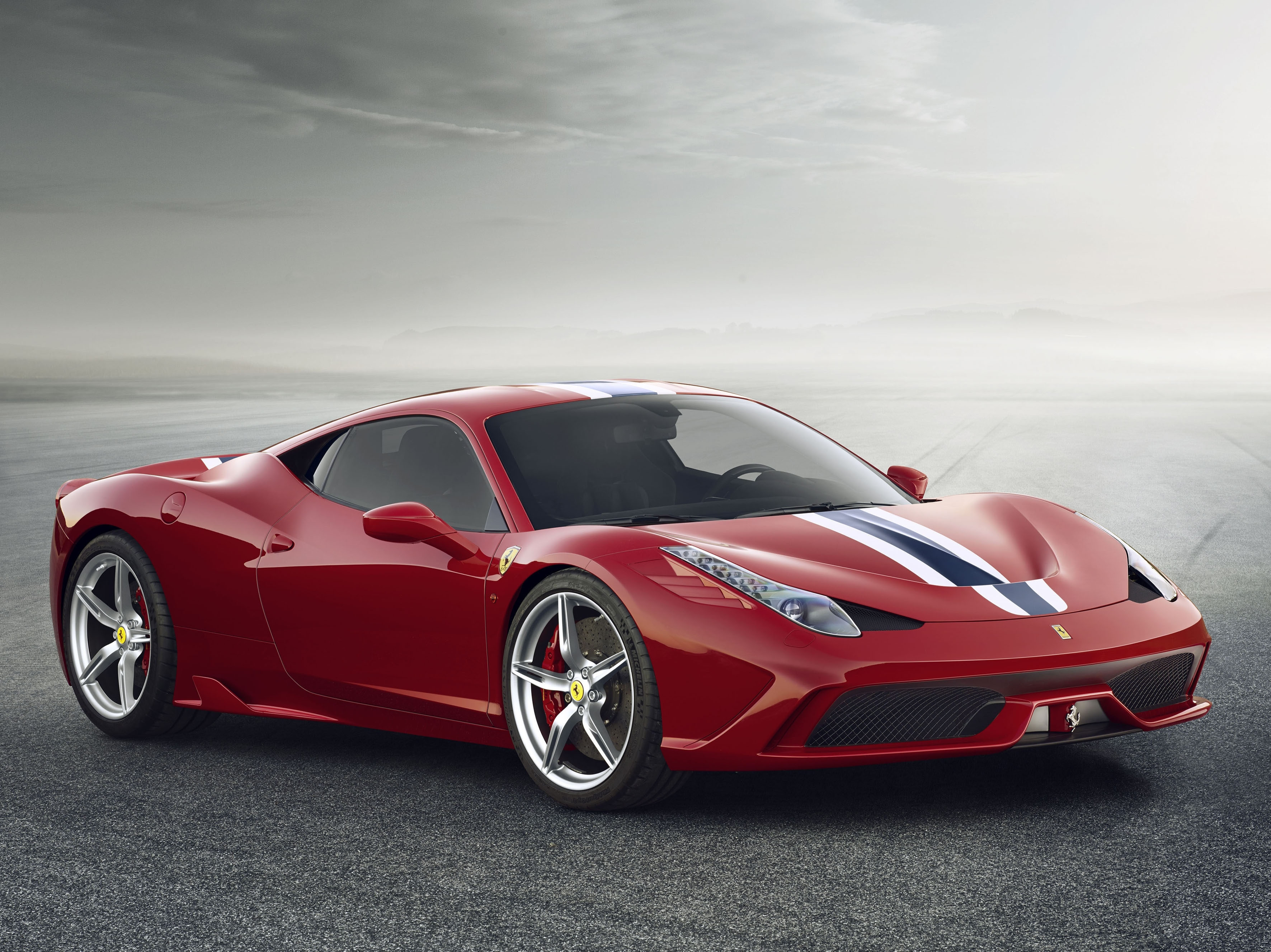 Ferrari 458 Speciale is, well, something special