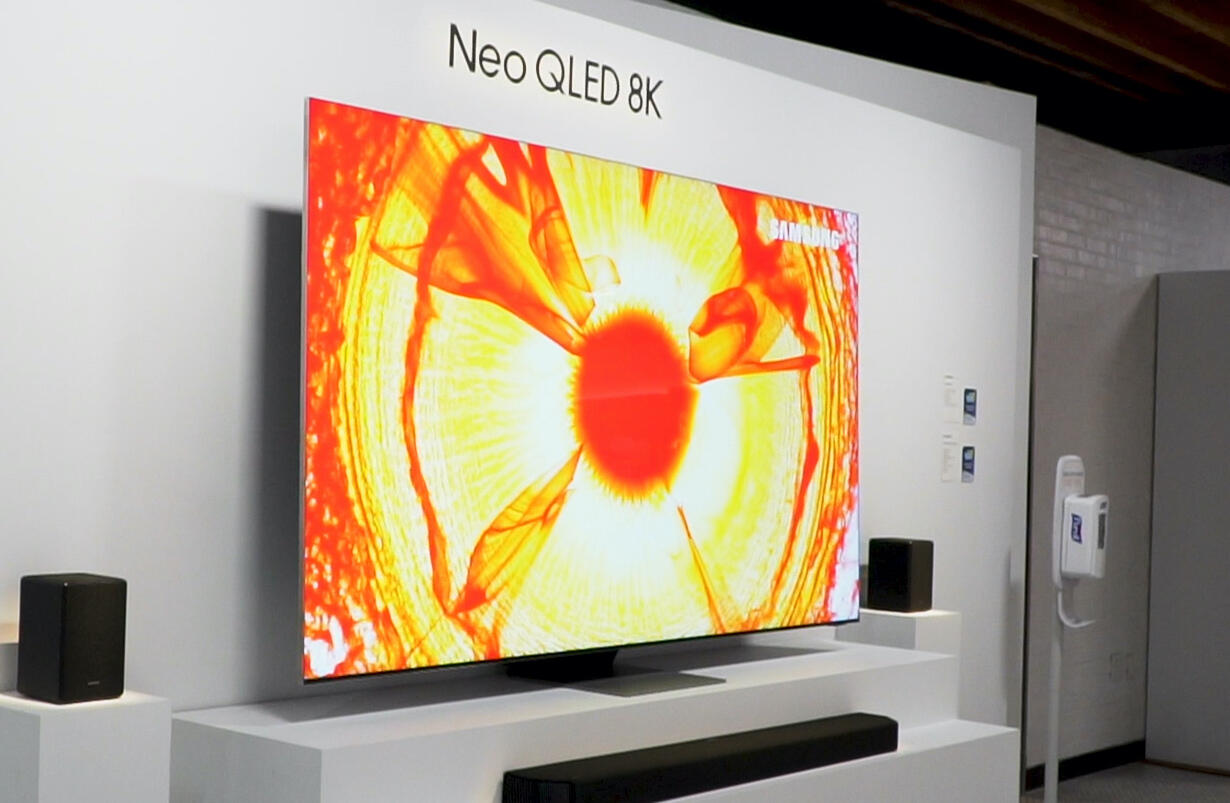 Samsung Neo QLED TVs available for preorder starting at $1,600 - CNET