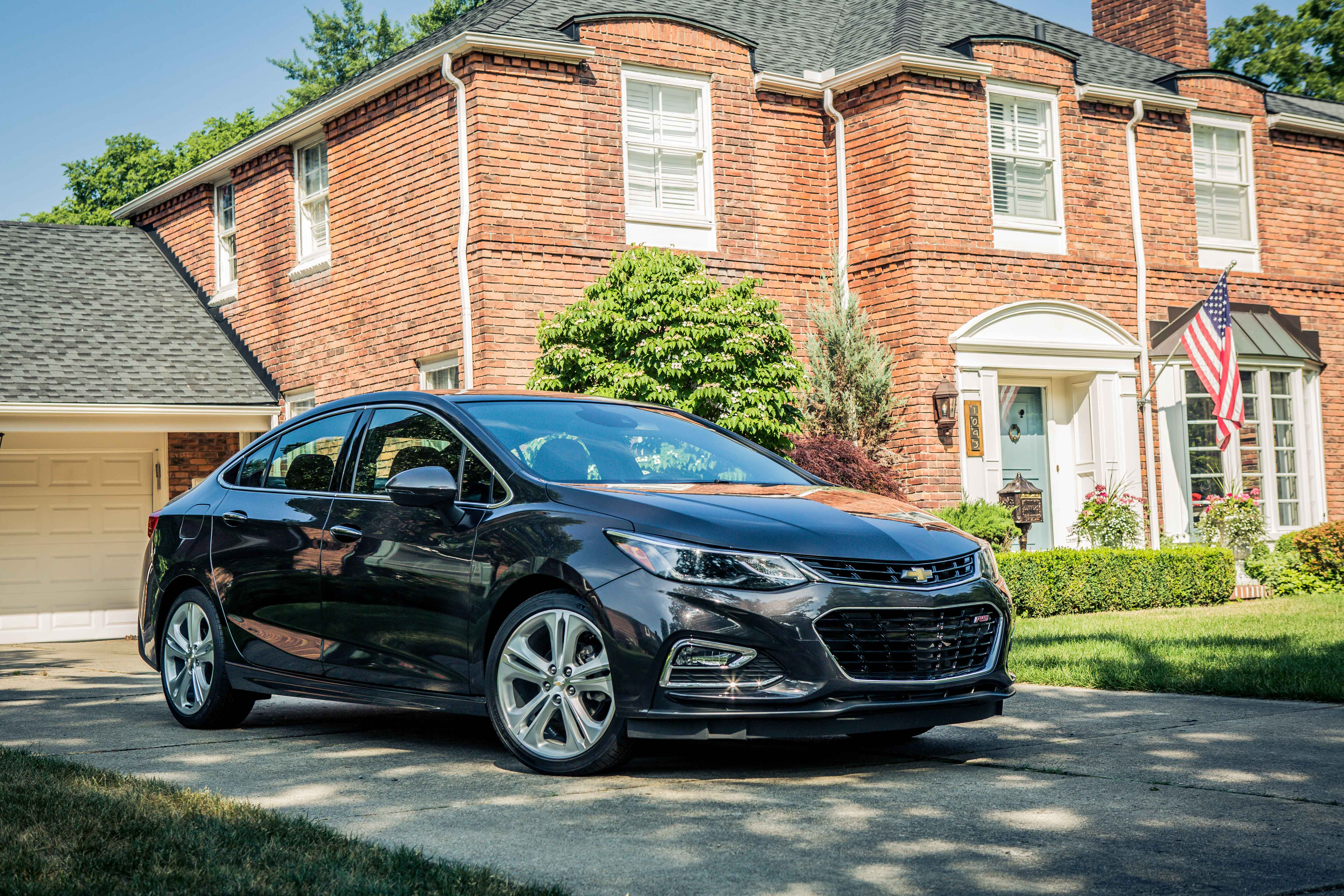 Most Reliable: Chevrolet Cruze