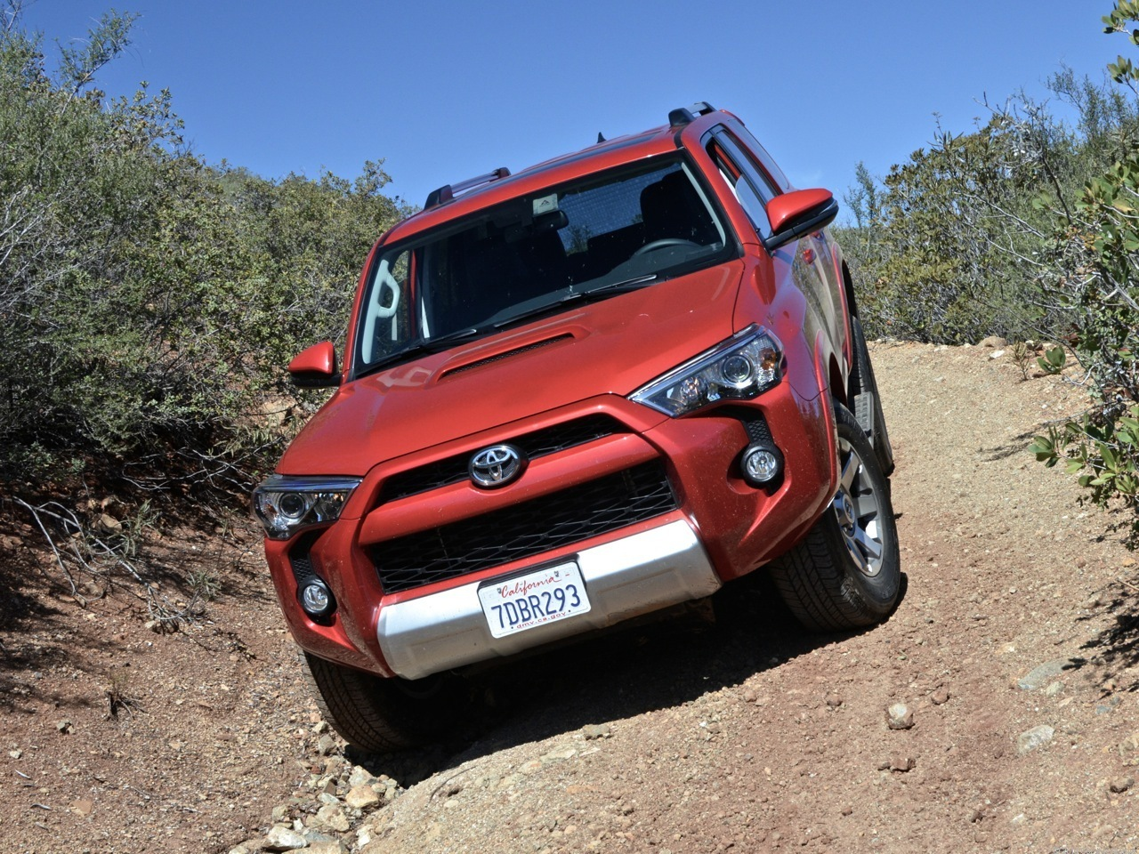 Most Reliable: Toyota 4Runner