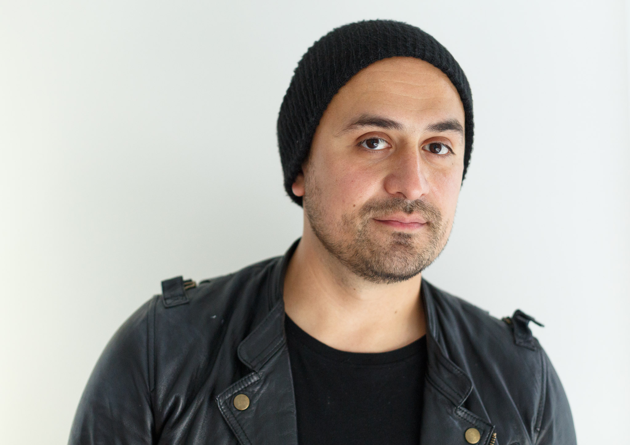Oved Valadez, co-founder and creative director of Industry