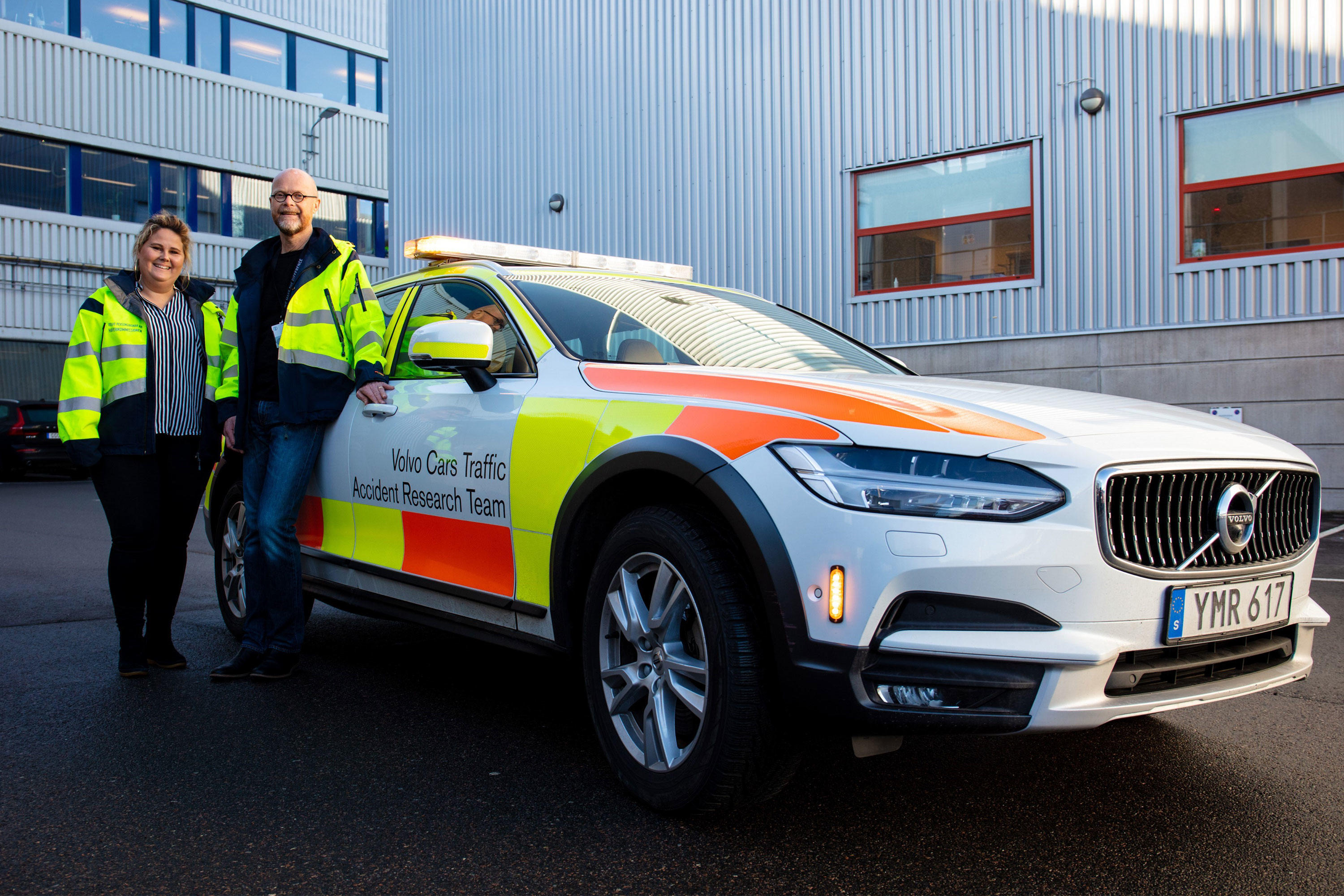 Volvo Cars Accident Research Team