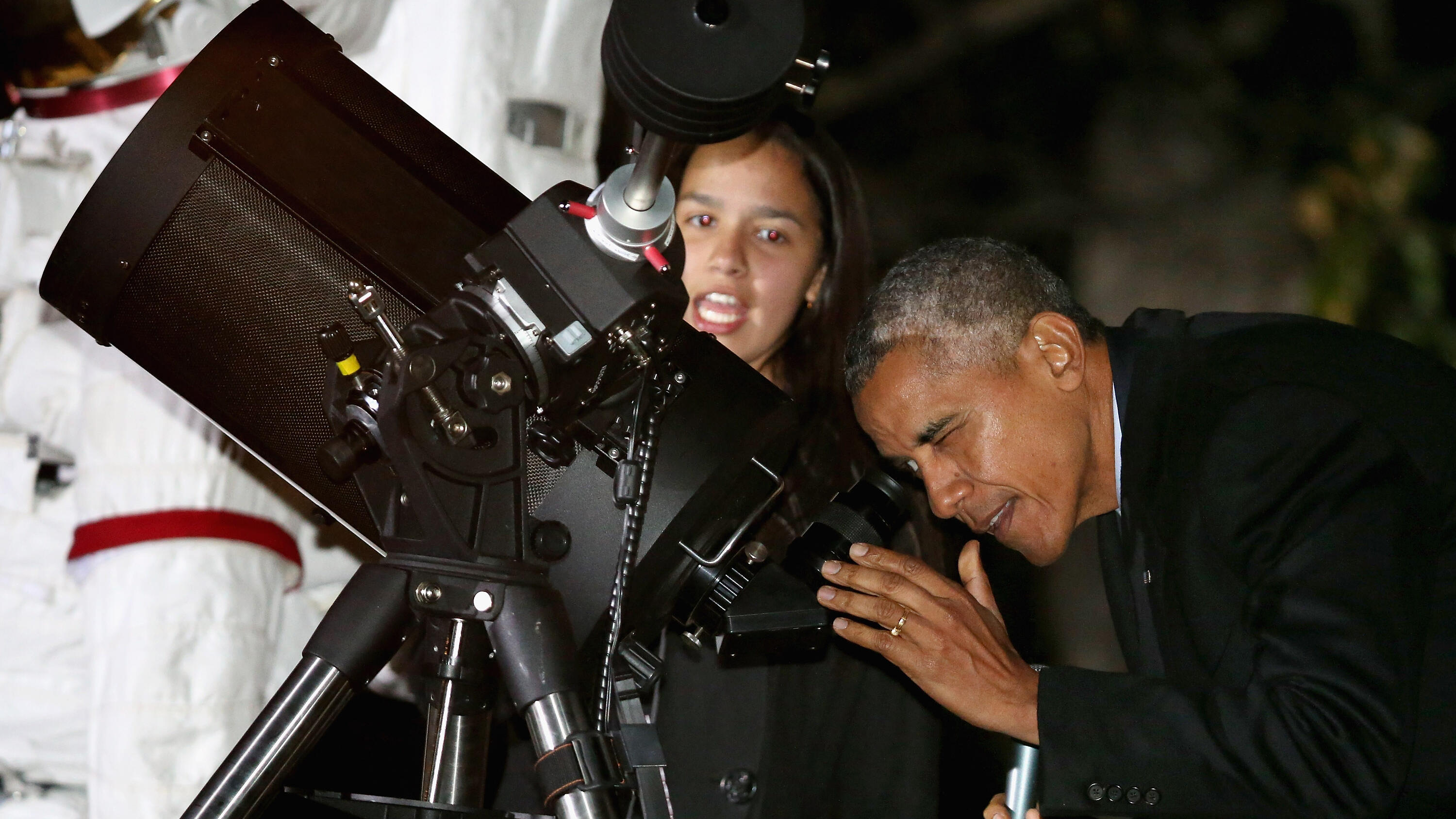 Obama 'absolutely' wants to know what UFOs are