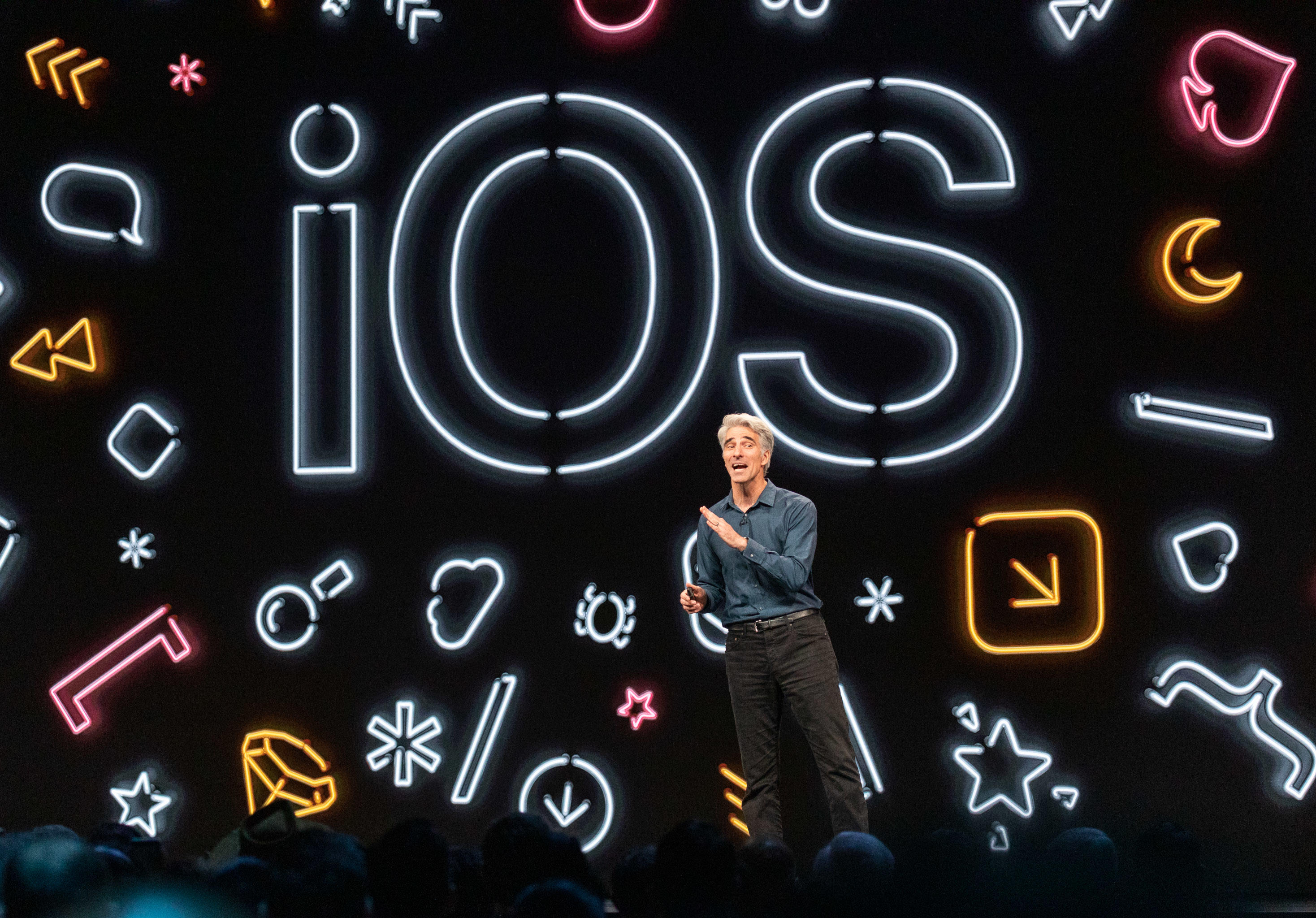 Apple's WWDC 2019 conference