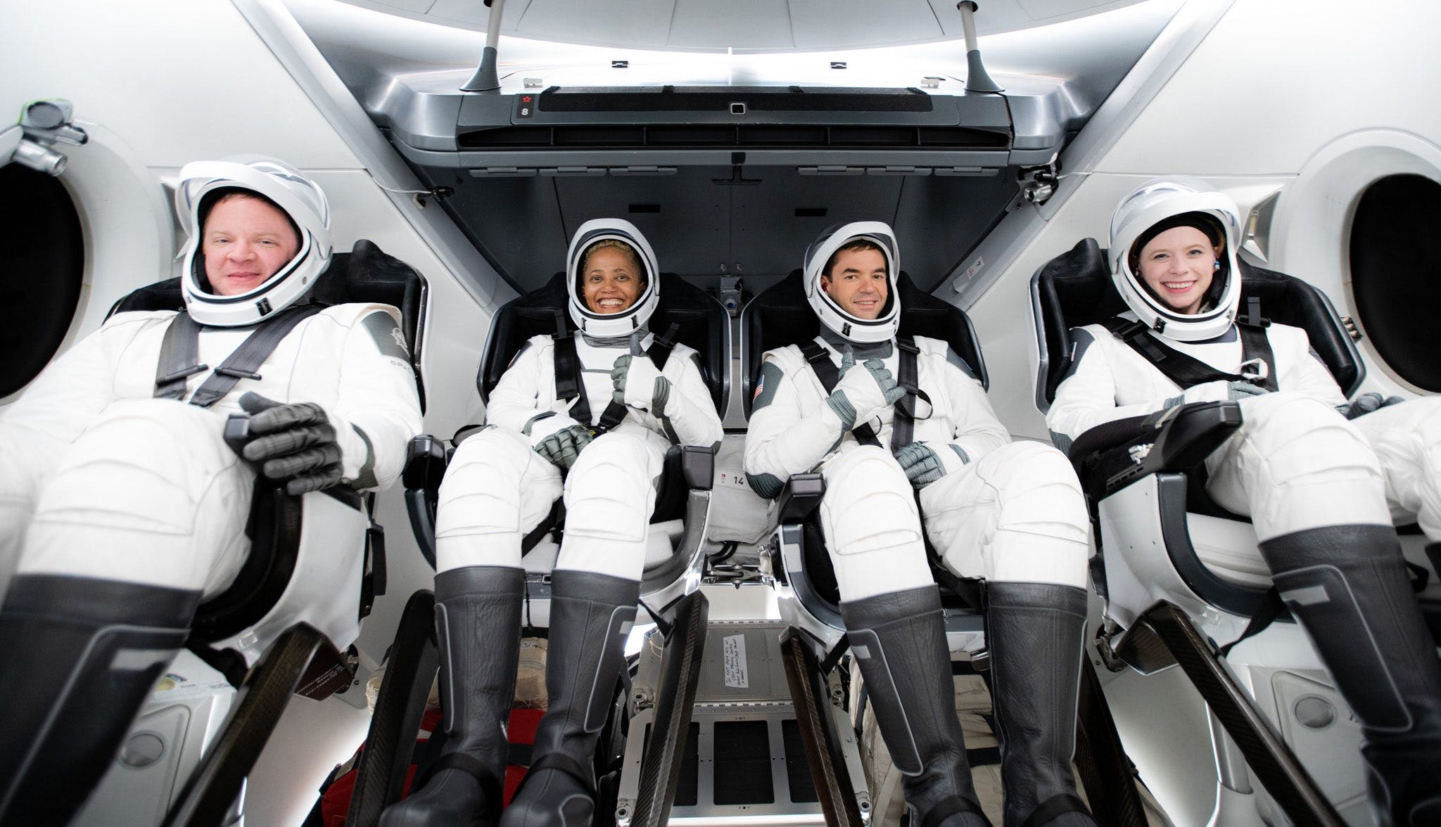 Why the SpaceX Inspiration4 mission matters to everyone - CNET