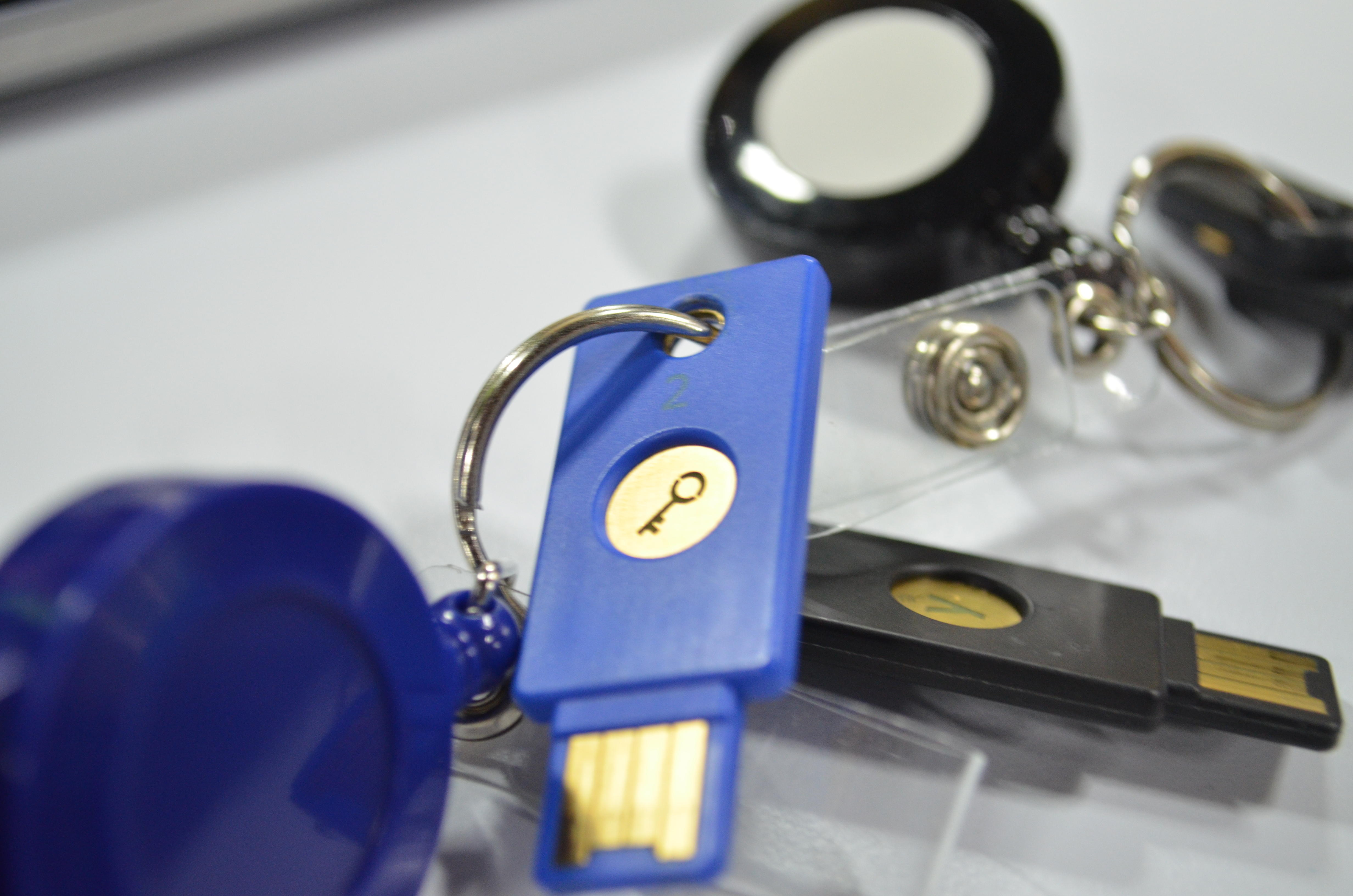Security keys that provide two-factor authentication are an important tool for keeping accounts secure. But most people aren't using them.