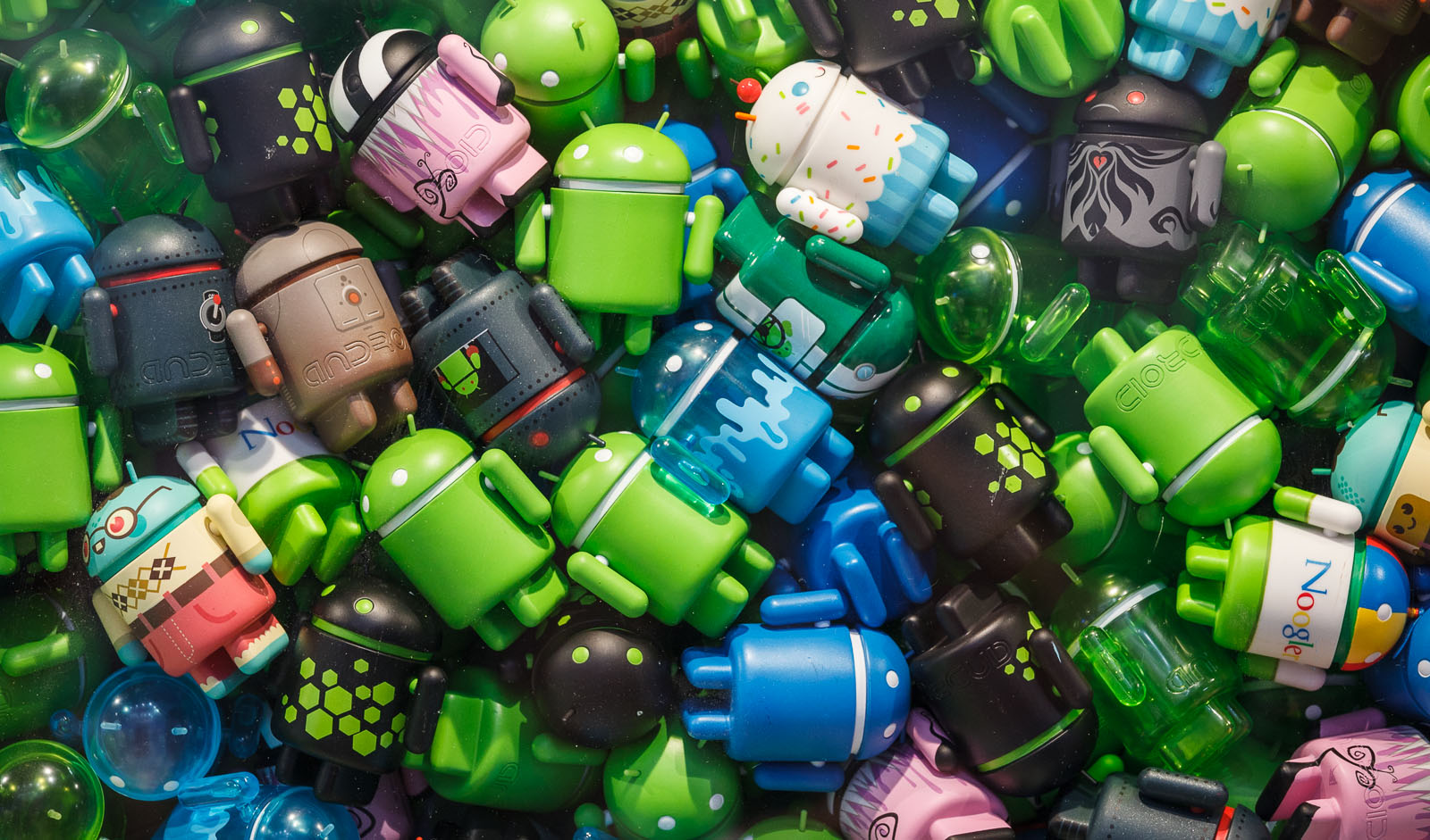 Android and Web programming are the top priorities at the Google I/O conference.