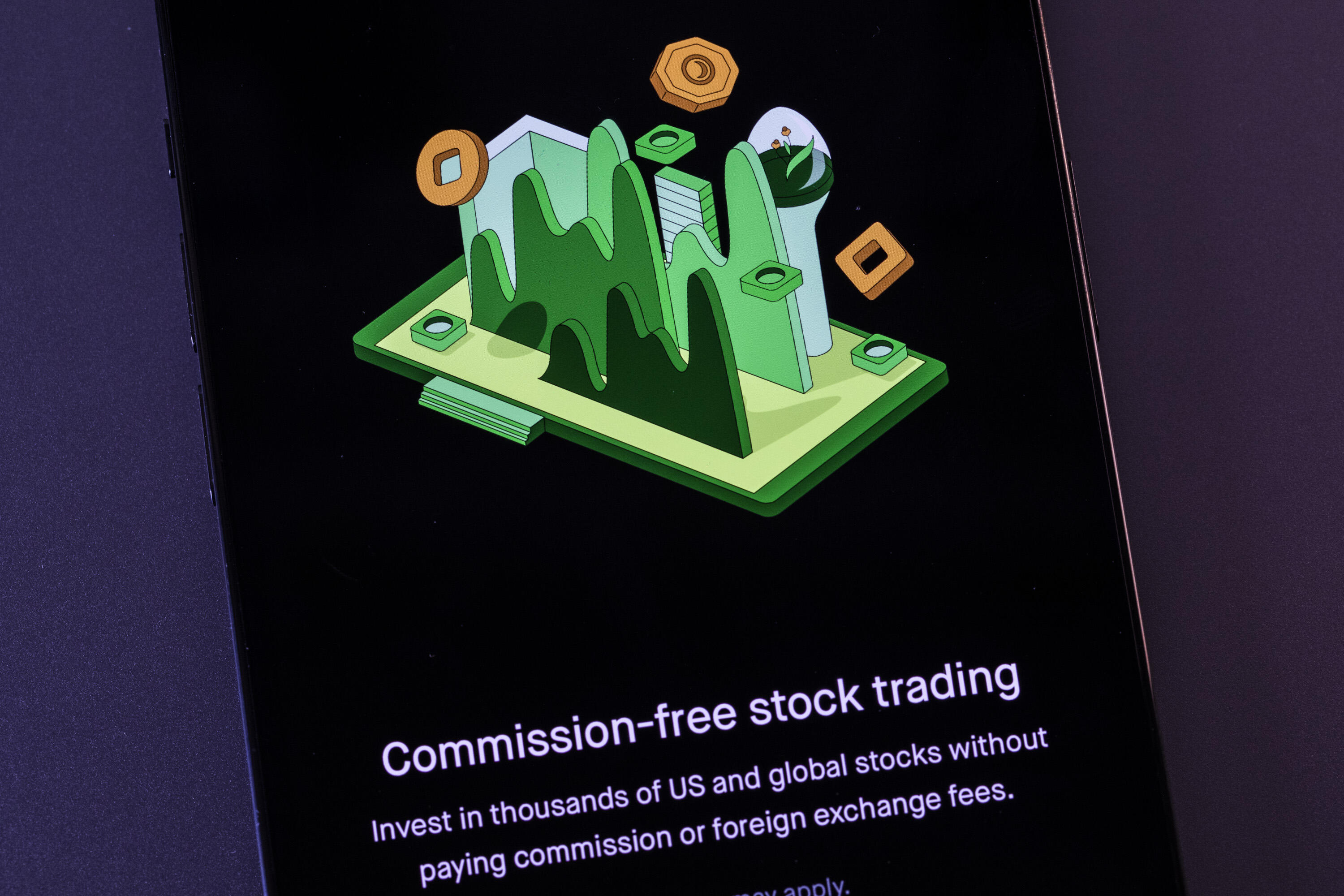 Robinhood stock trading