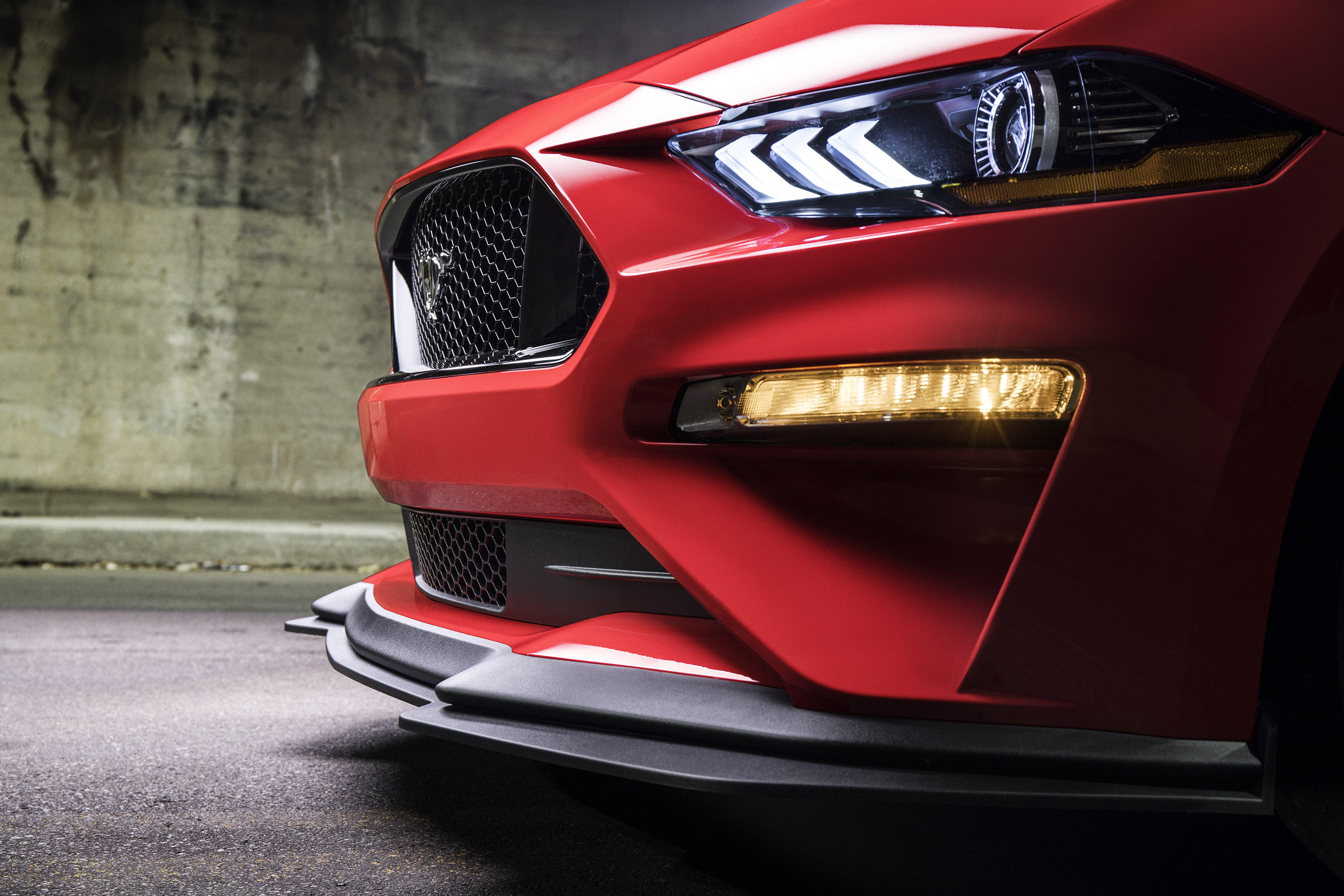 2018 Ford Mustang GT Perfomance Pack 2