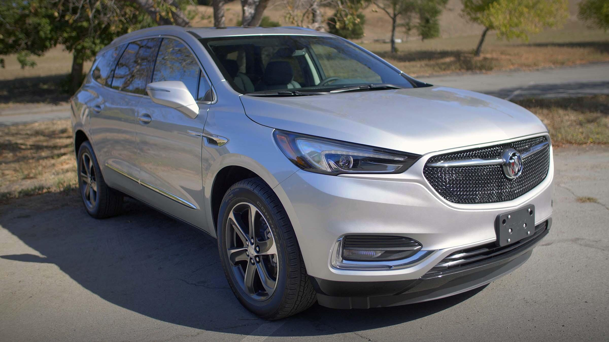 Video: 2020 Buick Enclave Essence: A solid 7-seater that doesn't stand out