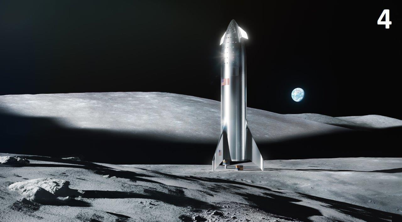 NASA picks SpaceX and Starship to send Artemis astronauts to the moon - CNET