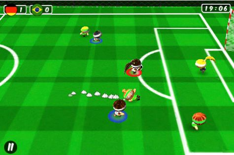 Chop Chop Soccer may not have realistic graphics or gameplay, but it definitely delivers a ton of fun.