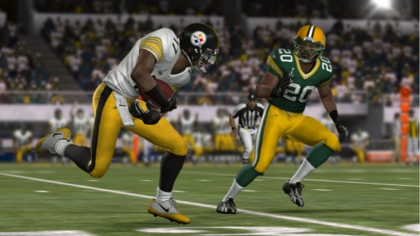 Don't worry, Madden will be launching this year.