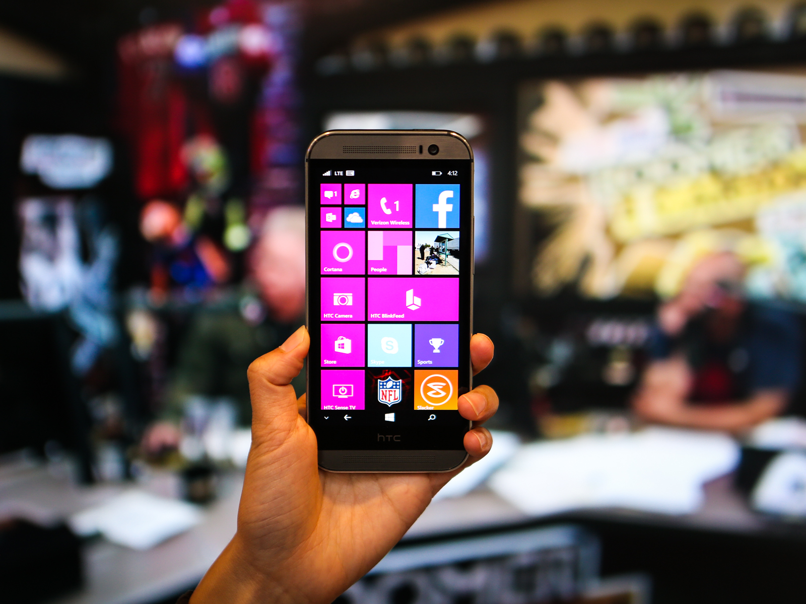 A winning flagship breathes new life into Windows Phone