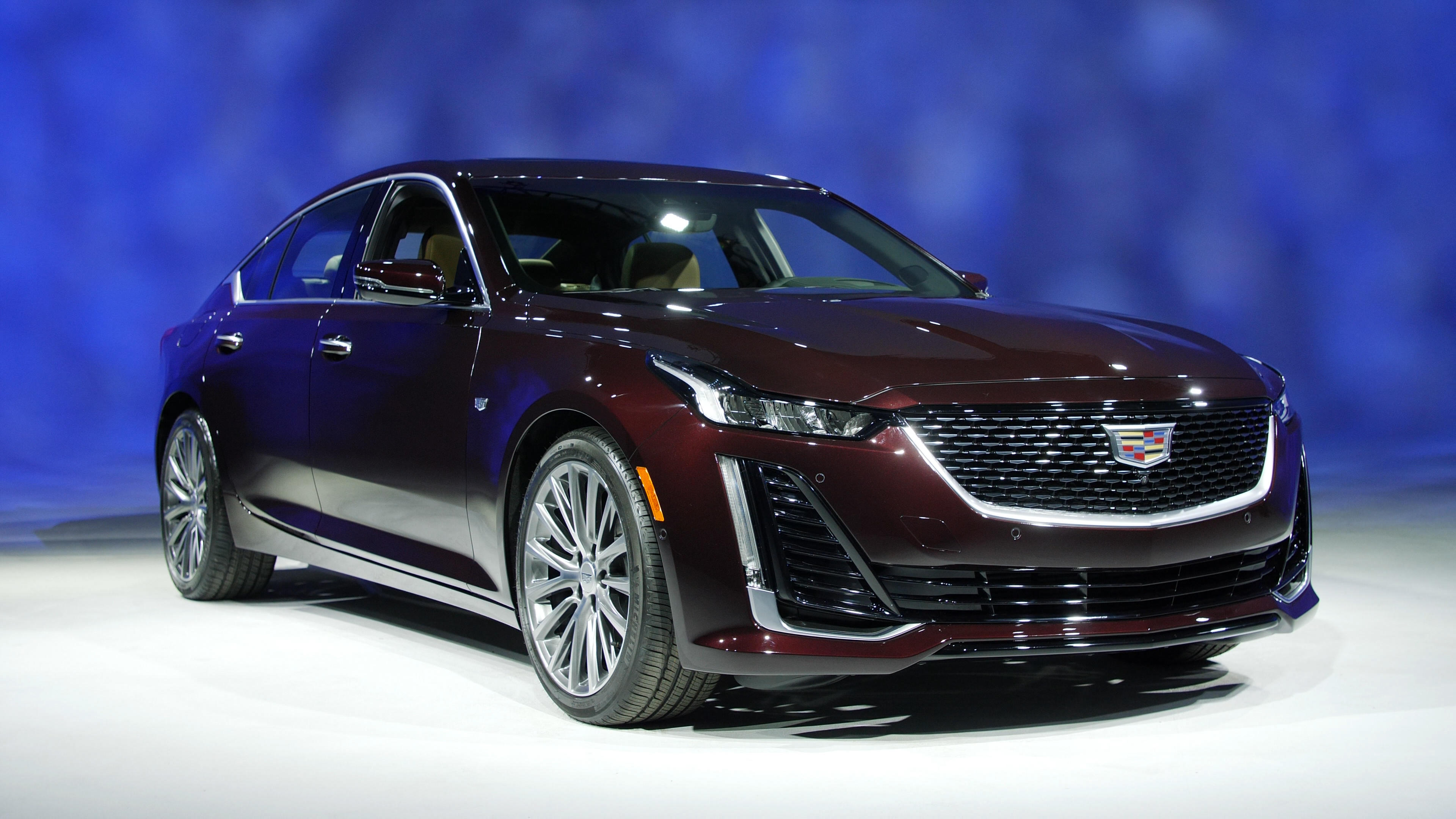 Video: 2020 Cadillac CT5 is a right-sized, sporty luxury sedan