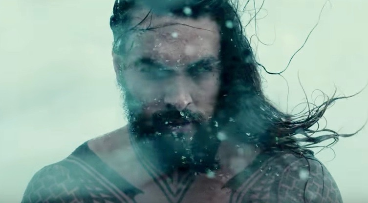 Well hello there, Aquaman!