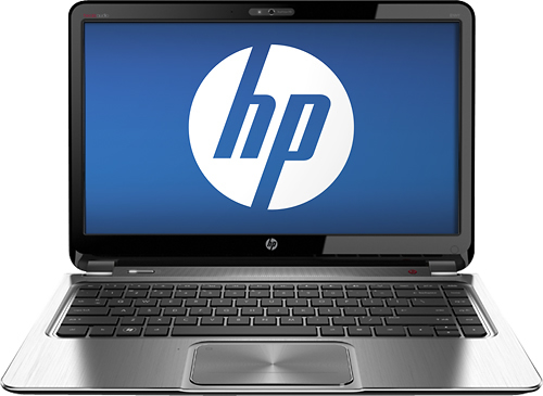 HP Envy laptop: Don't expect Windows 8 PC sales to take off, seems to be the message from HP, Dell, and Staples.