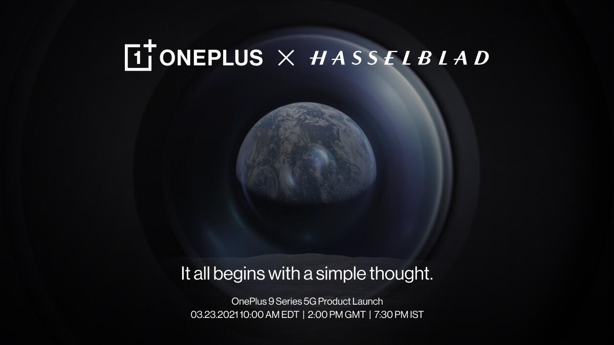 OnePlus and Hasselblad