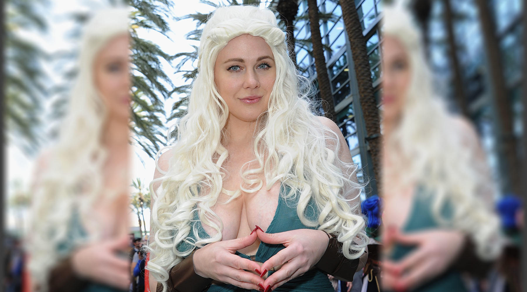 From actress to cosplayer