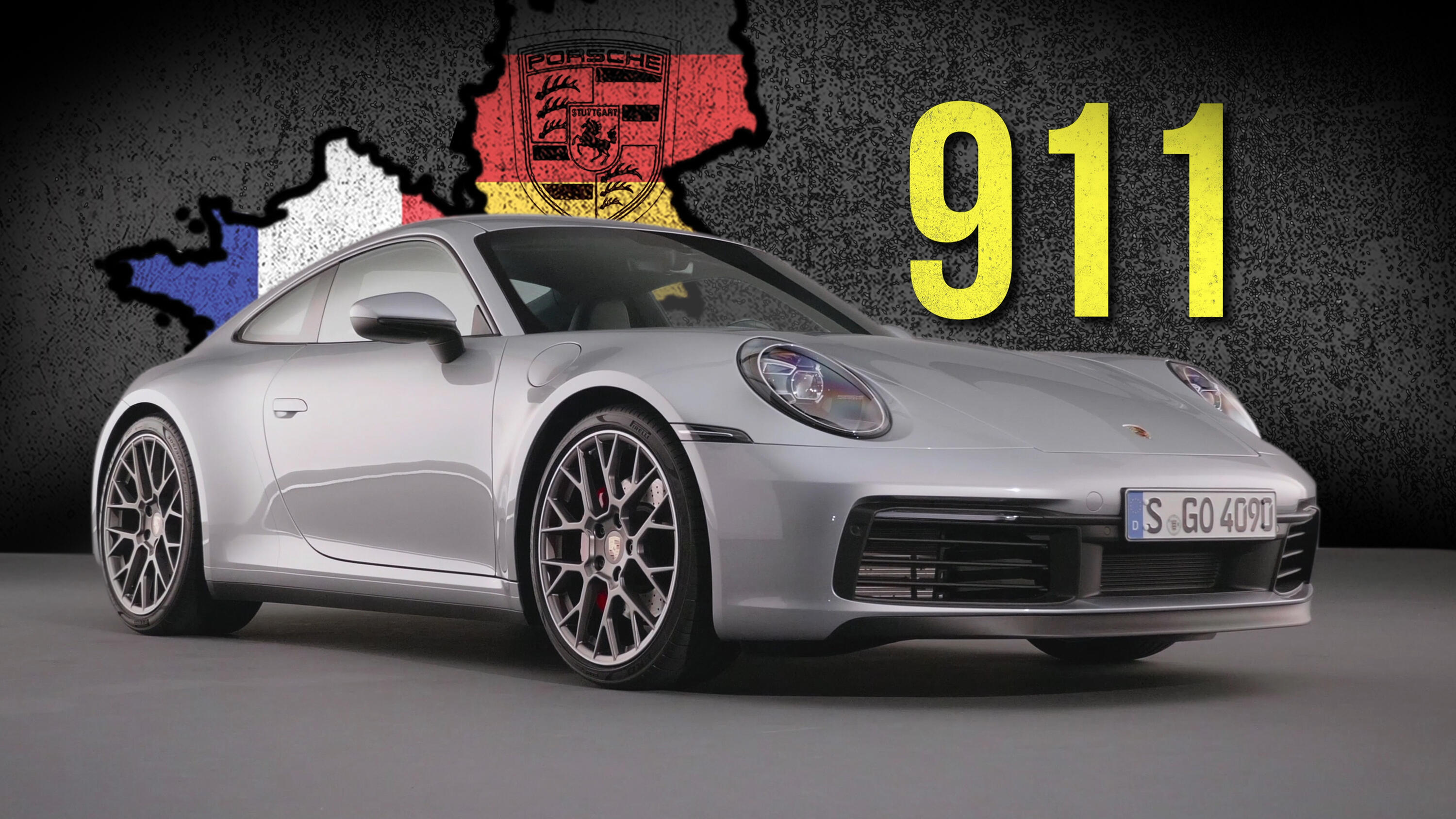 Video: What was the Porsche 911 going to be called?